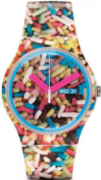 SUOW705 - zegarek męski - duże 3