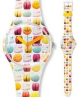 Zegarek unisex Swatch originals new gent SUOW707 - duże 1