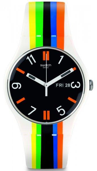 SUOW708 - zegarek męski - duże 3
