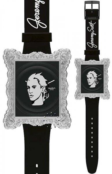 Swatch SUOZ121 Originals New Gent Swatch and Art - Portrait