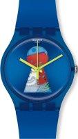 Zegarek unisex Swatch originals SUOZ157 - duże 1