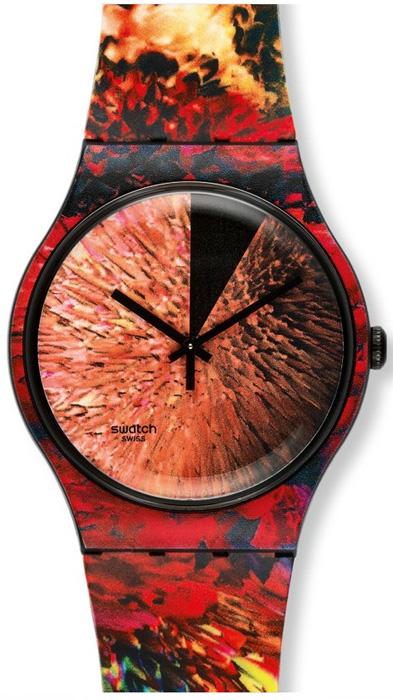 Zegarek damski Swatch originals new gent SUOZ162 - duże 1