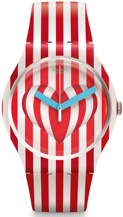 Zegarek damski Swatch originals new gent SUOZ168 - duże 1