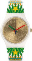 Zegarek damski Swatch originals new gent SUOZ210 - duże 1