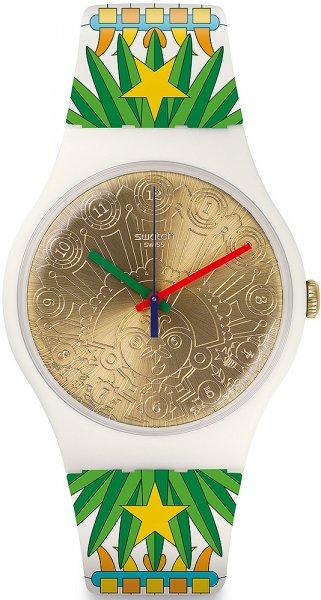 Zegarek Swatch SUOZ210 - duże 1