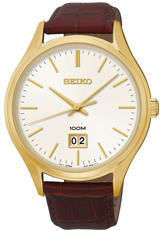 Zegarek Seiko SUR026P1 - duże 1