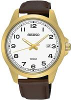 Zegarek męski Seiko classic SUR160P1 - duże 1
