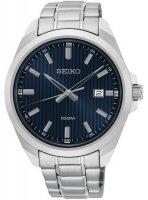 Zegarek męski Seiko classic SUR275P1 - duże 1