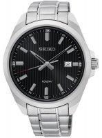 Zegarek męski Seiko classic SUR277P1 - duże 1