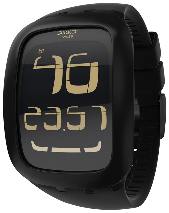 Swatch SURB100 Touch Swatch Touch Black