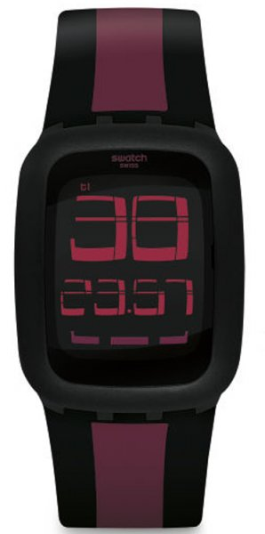 Swatch SURB102D Touch SWATCH TOUCH NIGHT  PINK