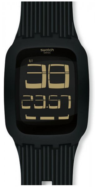 Swatch SURB112C Touch BLACH DISTRICT