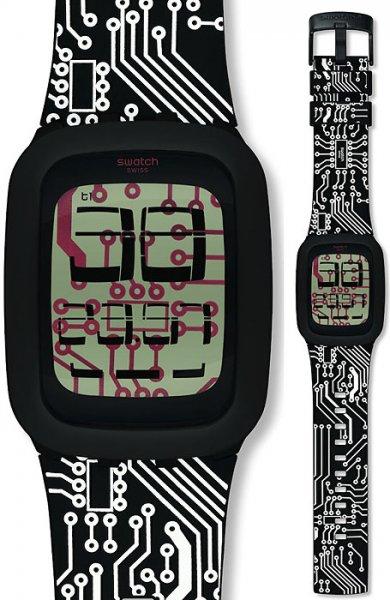 SURB117 - zegarek męski - duże 3