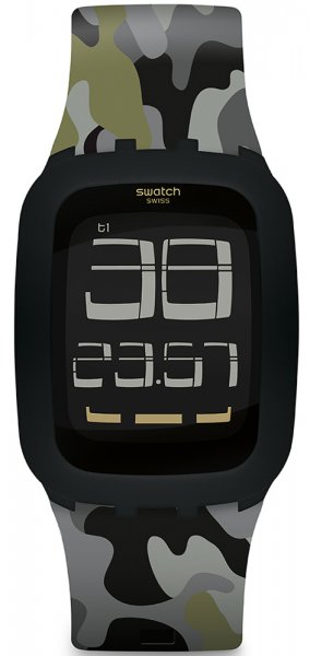 Zegarek Swatch  SURB119C - duże 1