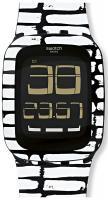 Zegarek unisex Swatch touch SURB120 - duże 1