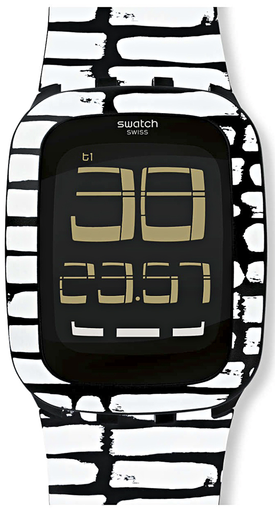 Zegarek Swatch SURB120 - duże 1