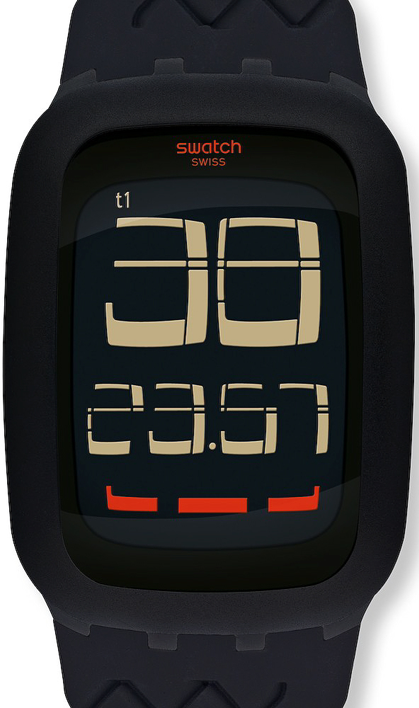 Zegarek Swatch SURB121 - duże 1
