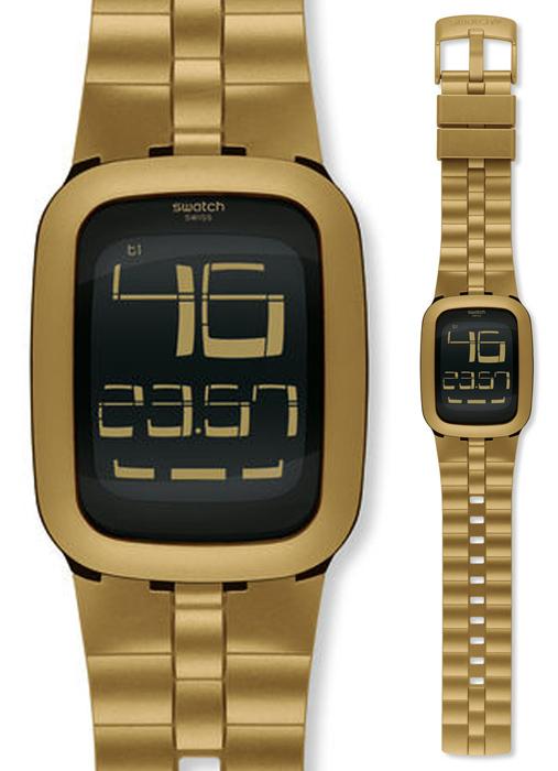 Zegarek Swatch SURC101 - duże 1