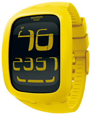 Swatch SURJ101 Touch SWATCH TOUCH YELLOW