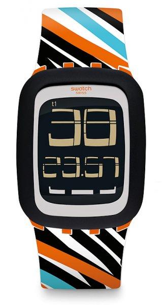 Zegarek Swatch SURO102 - duże 1