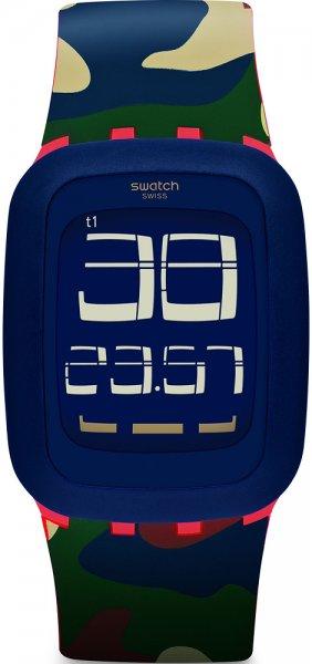 SURR104 - zegarek męski - duże 3