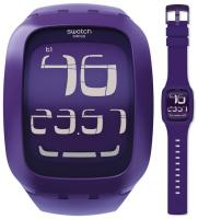 Zegarek unisex Swatch touch SURV100 - duże 2