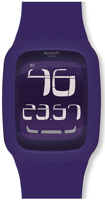 Swatch SURV100 Touch SWATCH TOUCH PURPLE
