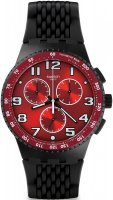 Zegarek unisex Swatch originals chrono SUSB101 - duże 1