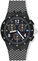 Zegarek męski Swatch originals chrono SUSB407 - duże 1