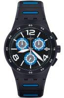 zegarek Black Spy Swatch SUSB410