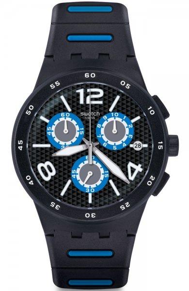 SUSB410 - zegarek męski - duże 3