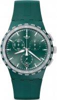 Zegarek unisex Swatch originals chrono SUSG403 - duże 1