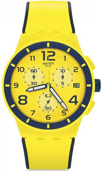 SUSJ401 - zegarek męski - duże 3