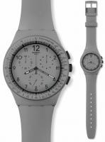 Zegarek unisex Swatch originals chrono SUSM400 - duże 1
