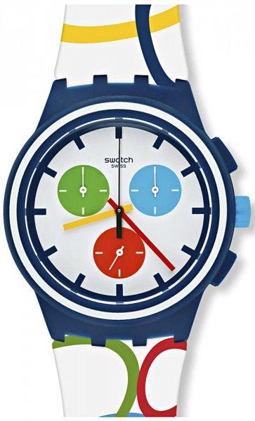 SUSN100 - zegarek damski - duże 3