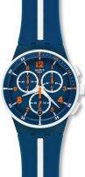 Zegarek męski Swatch originals chrono SUSN403 - duże 1