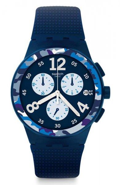 SUSN414 - zegarek męski - duże 3