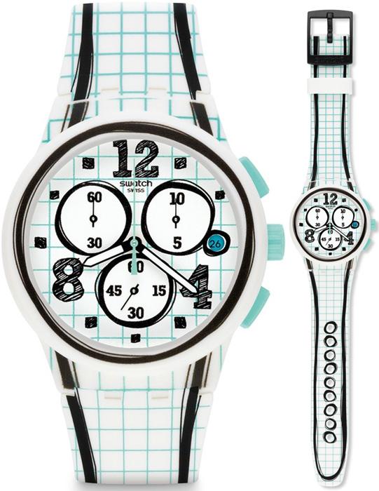 Zegarek Swatch SUSW403 - duże 1