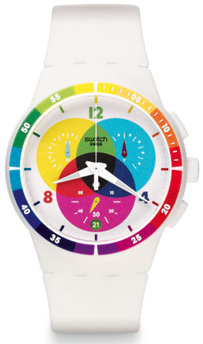 Zegarek Swatch SUSW404 - duże 1