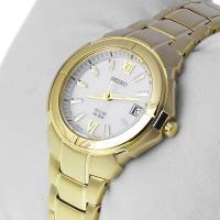 Zegarek damski Seiko  SUT024P1 - zdjęcie 2