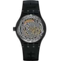 Zegarek męski Swatch originals sistem 51 SUTB402 - duże 2