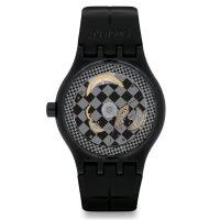 Zegarek męski Swatch originals sistem 51 SUTB406 - duże 2