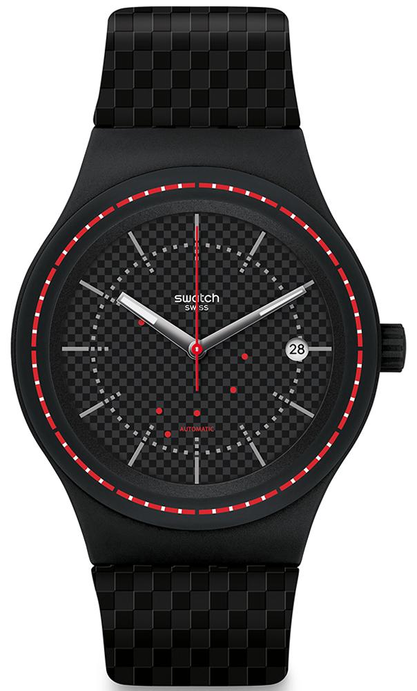 Swatch SUTB406 Originals Sistem 51 SISTEM DAMIER