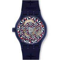 Zegarek damski Swatch originals sistem 51 SUTN404 - duże 2