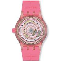 Zegarek damski Swatch originals sistem 51 SUTP401 - duże 2