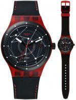Zegarek męski Swatch originals sistem 51 SUTR400 - duże 1