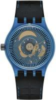Zegarek męski Swatch originals sistem 51 SUTS401 - duże 2