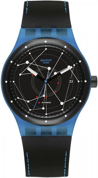 Zegarek męski Swatch originals sistem 51 SUTS401 - duże 3