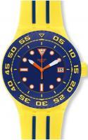 Zegarek męski Swatch originals scuba libre SUUJ400 - duże 1