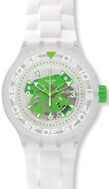 Zegarek Swatch SUUK100 - duże 1